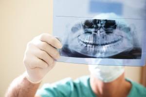 rentgen čelistí. stomatologie, laboratoř, Hodonín